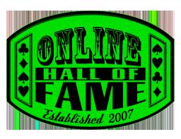 Online Hall of Fame